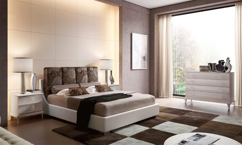 Camera Da Letto Modello Glamour : Arredamento camera da letto moderno. stunning camere da letto
