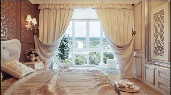 Picture of Drapery Bethroom D4BE0003