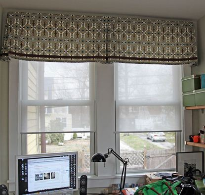 Drapery Home Office
