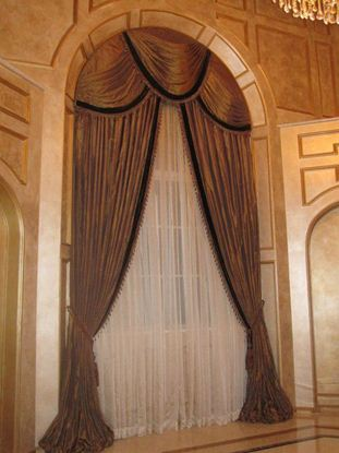 Custom Drapes OW0016
