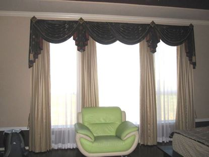 Picture of Custom Drapes OW0008