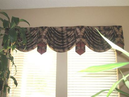 Picture of Custom Drapes OW0013