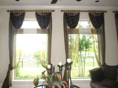 Picture of Custom Drapes OW0019