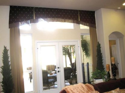 Picture of Custom Drapes OW0023