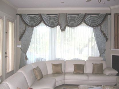 Picture of Custom Drapes OW0030