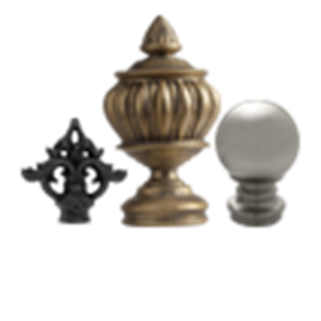 Picture for category Finials